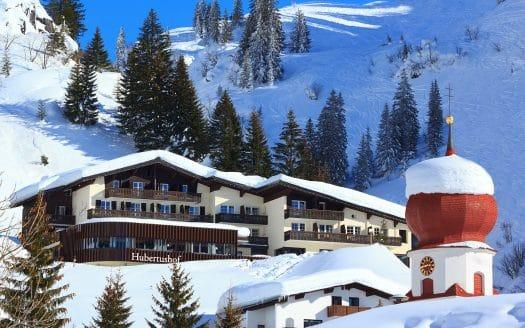 Winter, Österreichurlaub mit Hund, Schnee, Außenbereich, Umgebung