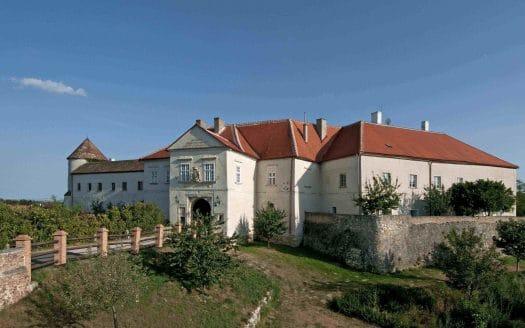 Schlosshotel Mailberg hundefreundlich, Umgebung, Außenbereich
