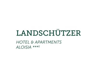 Landschützer Hotel&Betrieb GmbH, Schrift in Grün
