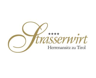 Strasserwirt, Logo und Schrift