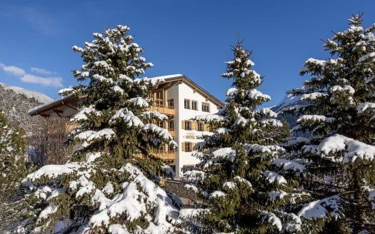 Hotel Tannenhof, Winterurlaub mit Hund