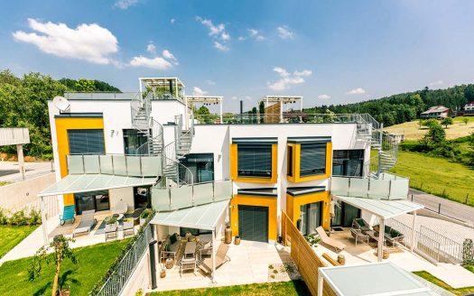 Urlaub mit Hund, Terasse, Außenanlage, Balkon, Garten