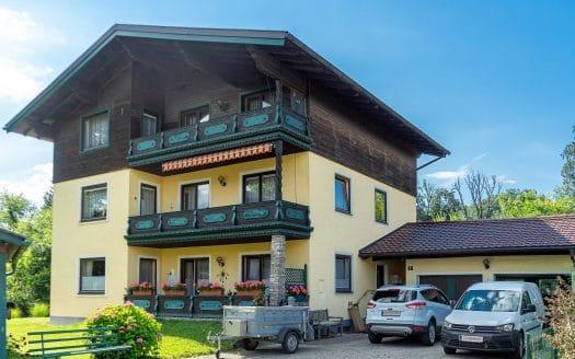 Aussenansicht Villa Mühlei